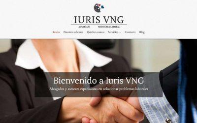 Presentación de nuestra nueva web